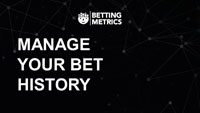 Take a look at the Betting-history-software 5